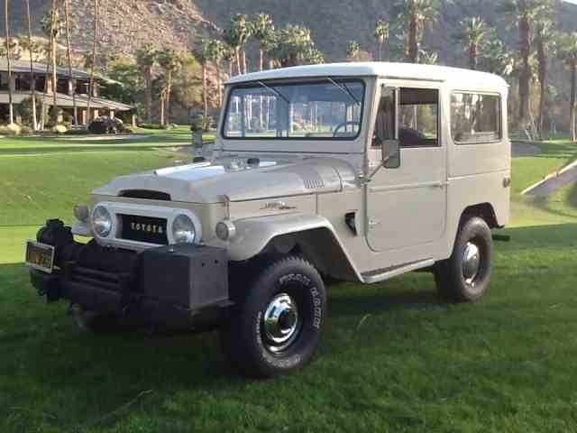Picture of '67 Land Cruiser FJ - MPRT