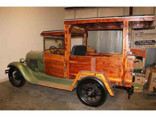 Picture of '28 Model A Produce Truck - MPRU