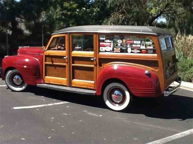 Picture of '41 P12 WOODY WAGON - MPS1