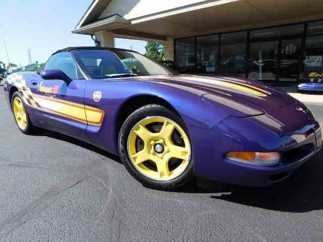 Picture of '98 Corvette - MPS5