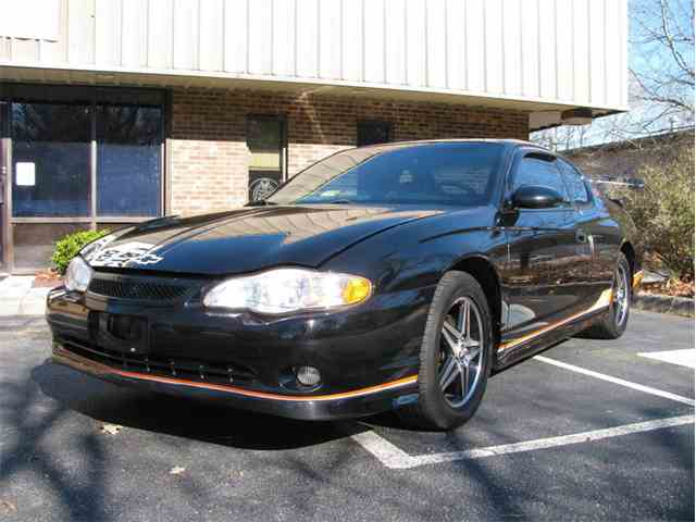 Picture of '05 Monte Carlo SS - Supercharged Tony Stewart Edition - MPSL