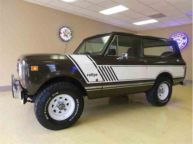 Picture of '78 Scout II - MPSX