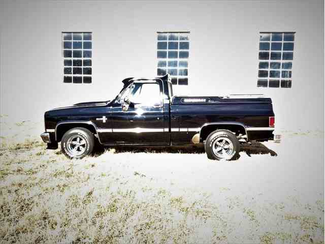 Picture of '85 Silverado - MPT0