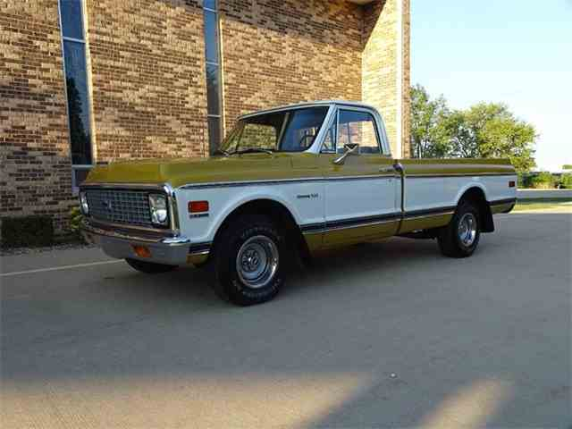 Picture of '72 C/K 10 - MPT6