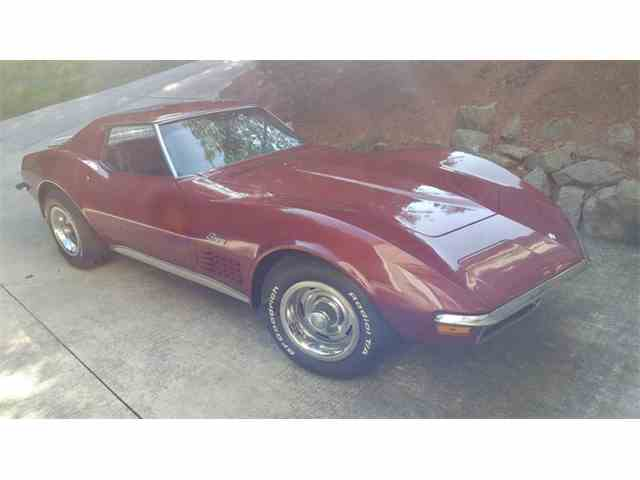 Picture of '72 Corvette - MPT9