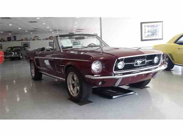 Picture of '67 Mustang - MPTS