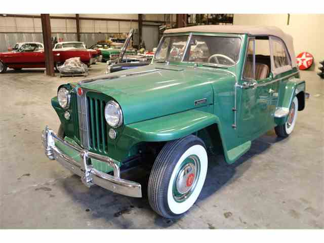 Picture of '46 Jeepster Overland - MPTV