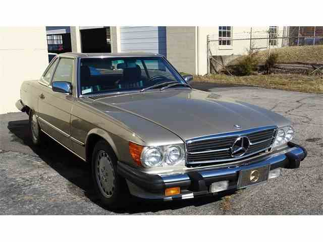Picture of '87 560SL - MPTW