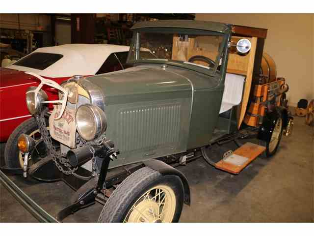 Picture of '28 Model A Moonshine Truck Auction Vehicle Offered by GAA Classic Cars Auction (Greensboro) - MPU1