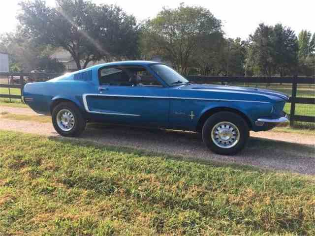 Picture of '68 Mustang - MIY9