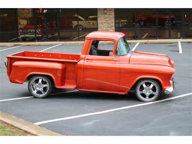 Picture of '55 3100 Offered by GAA Classic Cars Auction (Greensboro) - MPUJ