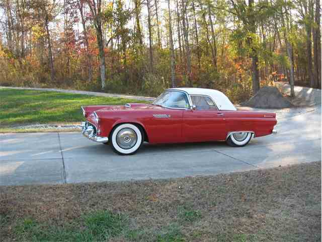 Picture of '55 Thunderbird - MPVA