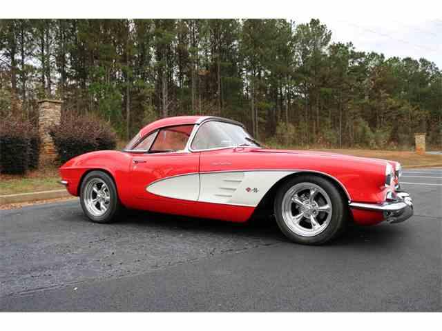 Picture of '61 Corvette - MPVG