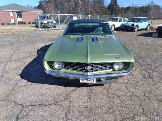 Picture of Classic '69 Chevrolet Camaro X22 SS located in NORTH CAROLINA Auction Vehicle - MPVQ