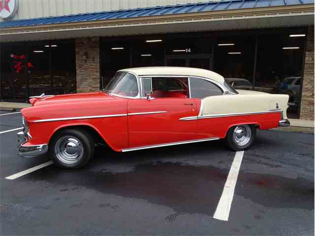 Picture of '55 Bel Air - MPVR