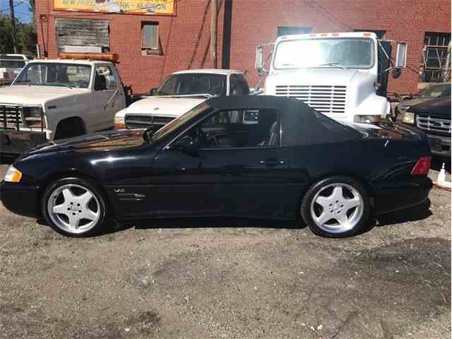 Picture of '99 SL600 Sport - MPW1