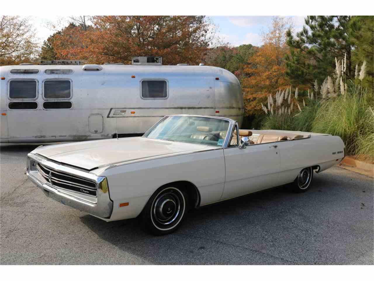 Chrysler For Sale ClassicCarscom CC - 1969 classic cars