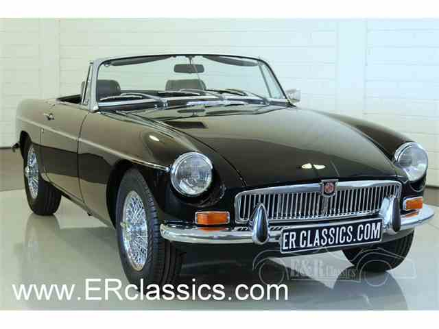 Picture of '72 MGB - MQOI