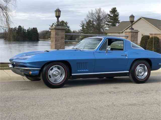 Picture of 1967 Corvette Auction Vehicle - MPZC
