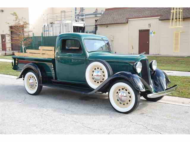 Picture of '36 Pickup - MQPN