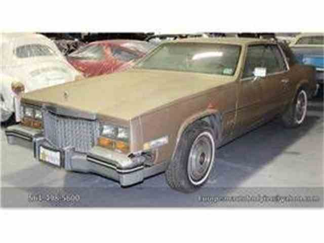 Picture of 1980 Cadillac Eldorado Offered by European Autobody, Inc. - MQQA