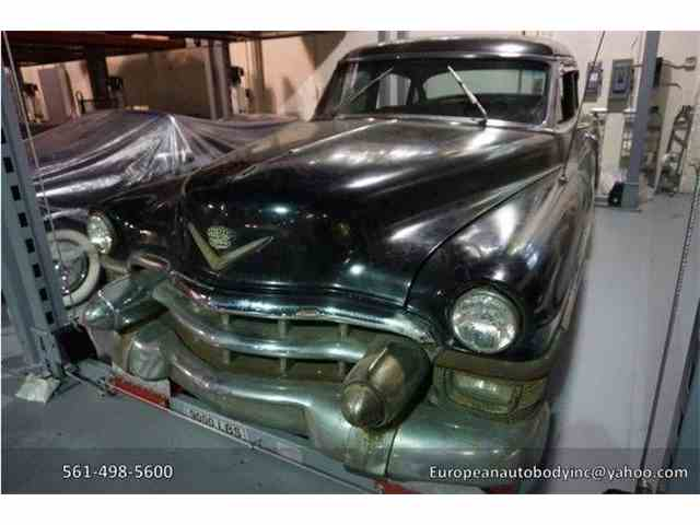 Picture of Classic '53 Antique Auction Vehicle Offered by European Autobody, Inc. - MQQB