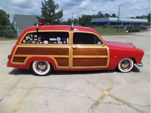Picture of '51 Country Squire Woody Wagon - MPWR