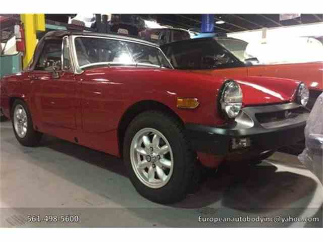 Picture of '79 MGB - MQR0