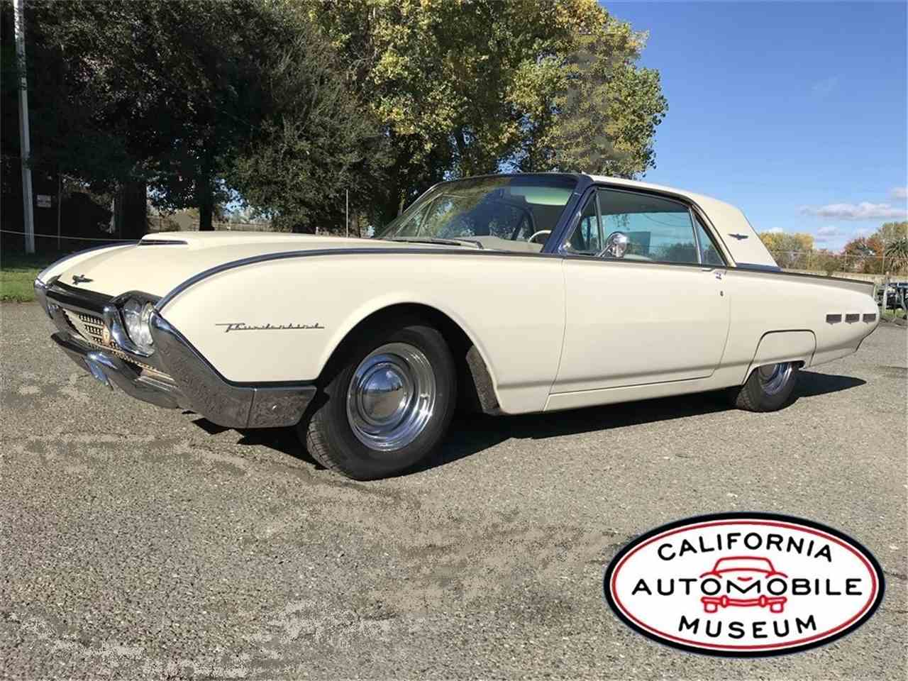 1962 Ford Thunderbird for Sale | ClassicCars.com | CC-1061115