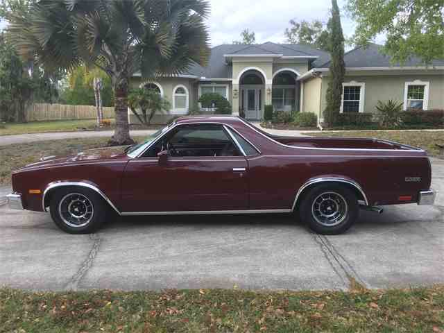 Picture of '84 El Camino - MQRK