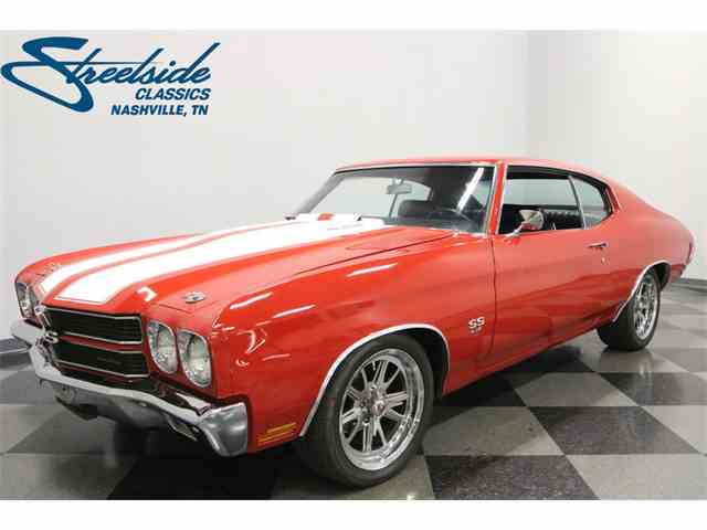 Picture of '70 Chevelle SS - MQRP