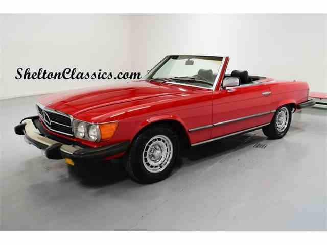 Picture of '77 450SL - MQS5