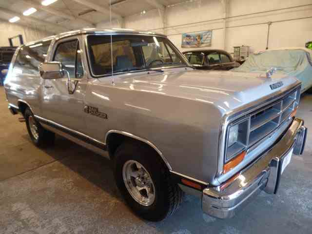 Picture of '90 Ramcharger - MQS6