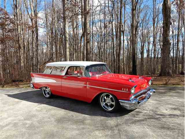 Picture of '57 Bel Air Nomad - MQS7