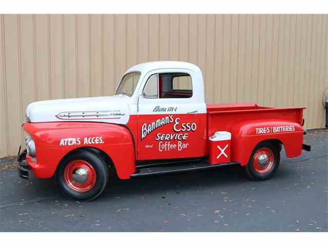 Picture of '51 F150 - MPZO