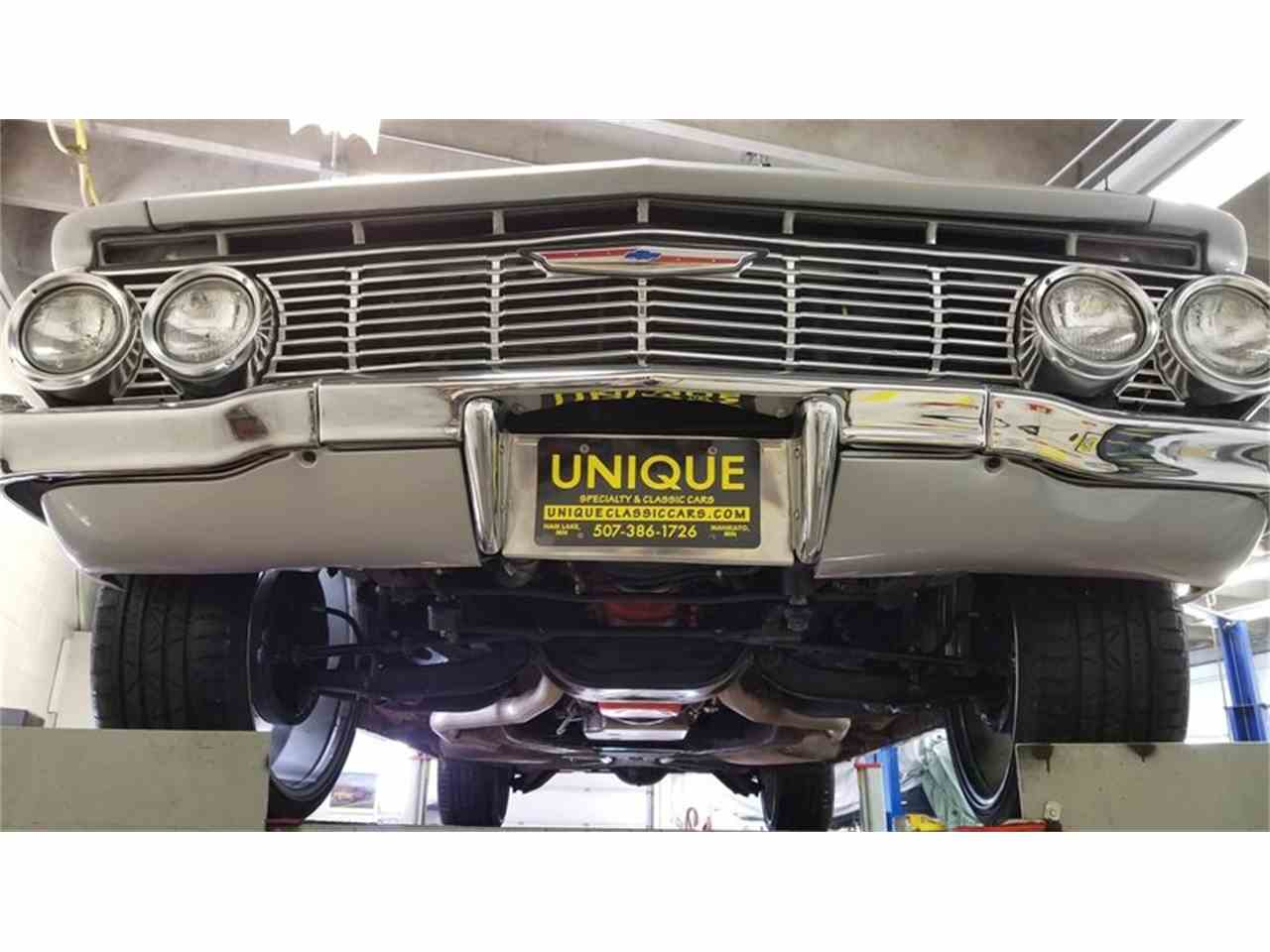 1961 Chevrolet Bel Air Bubble Top Sport Coupe for Sale ...