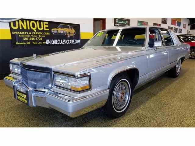 Picture of '90 Fleetwood Brougham d'Elegance - MQST