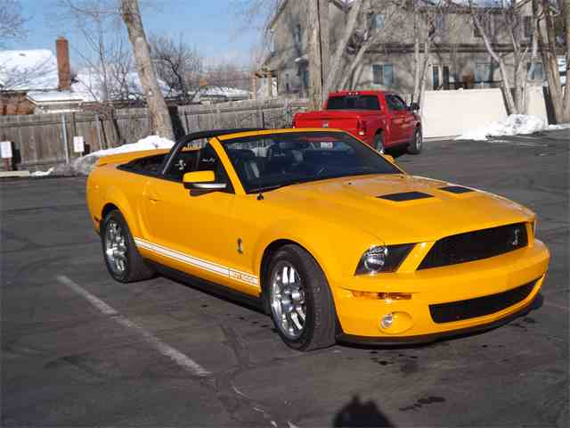 Picture of '07 Mustang Shelby GT500 - MQSY