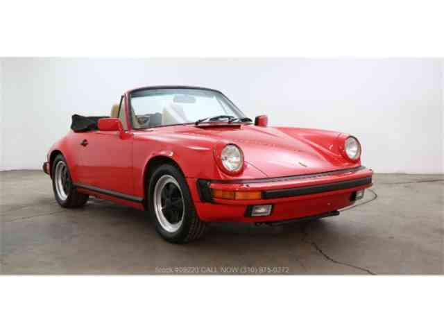 Picture of '86 Porsche Carrera - $49,500.00 - MQT5