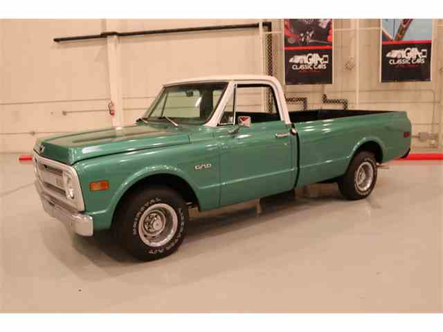 Picture of '70 C10 - MPZQ