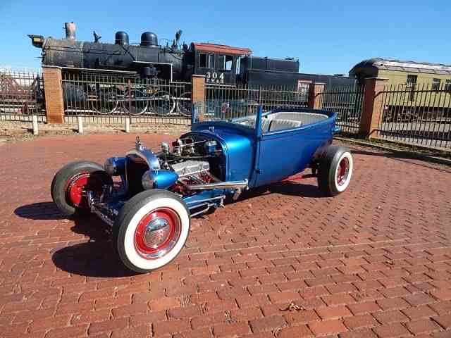 Picture of 1928 Ford T-Bucket - MQTG