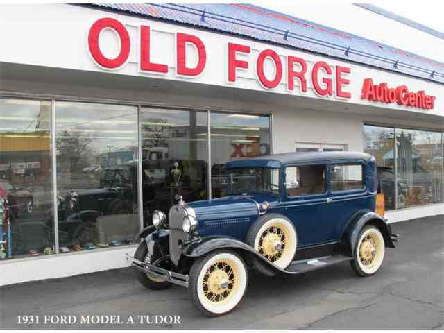 Picture of '31 Model A - MQU8