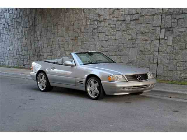 Picture of '02 SL500 - MQUG