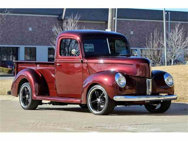 Picture of Classic '40 Pickup - MQUJ