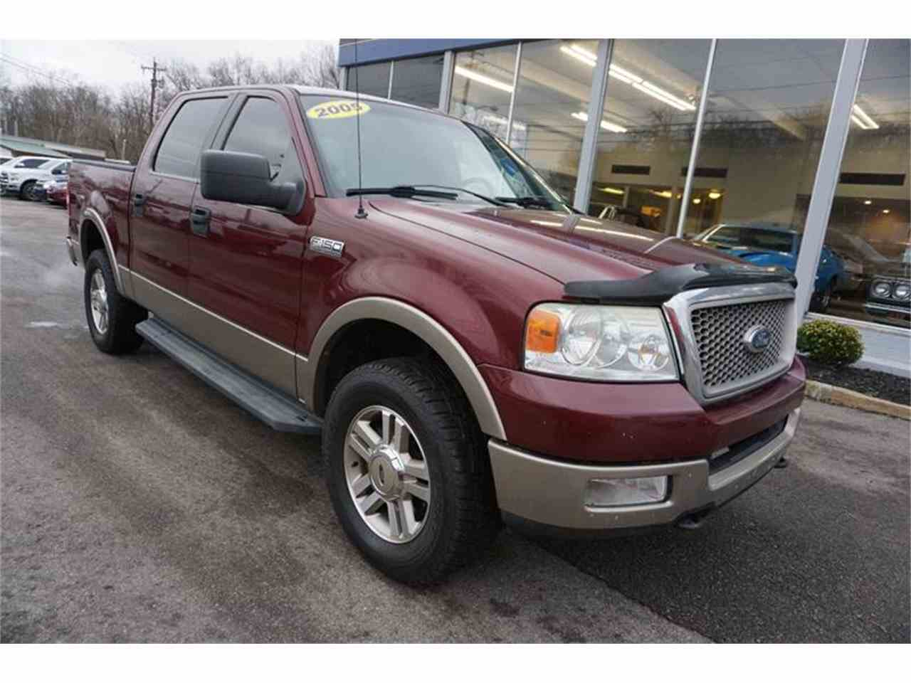 Ford F For Sale ClassicCarscom CC - 2005 f150