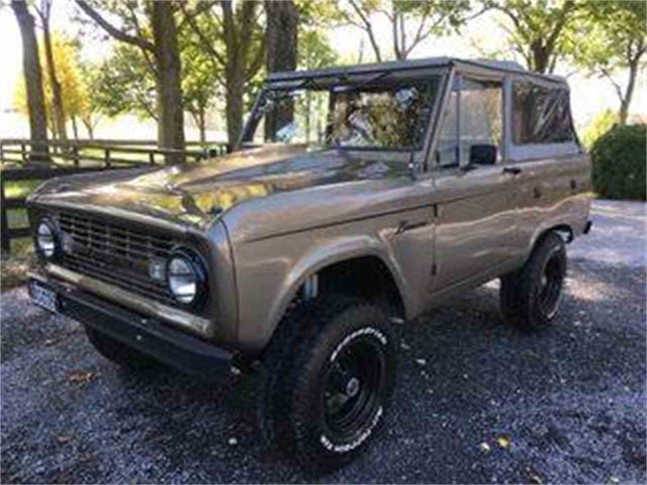 Large Picture of '69 Bronco - MQUW