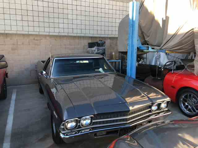 Picture of '69 El Camino - MQUX