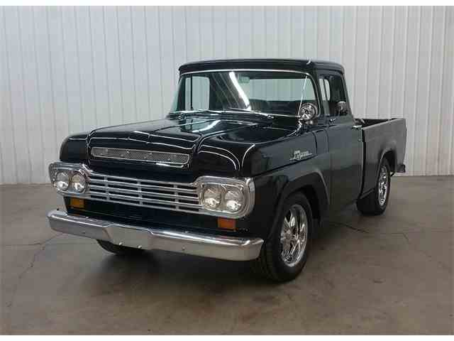 Picture of Classic '59 F100 - $19,950.00 - MQV0
