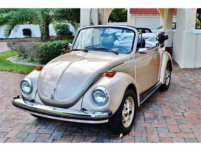Picture of 1979 Volkswagen Beetle Offered by Primo Classic International LLC - MQVO