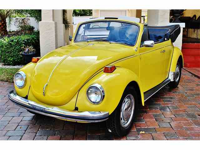 Picture of Classic '71 Volkswagen Beetle located in Lakeland Florida - MQVQ